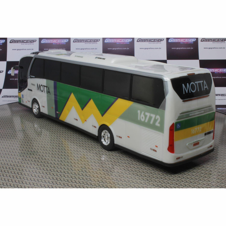 Ônibus Miniatura Viação Motta