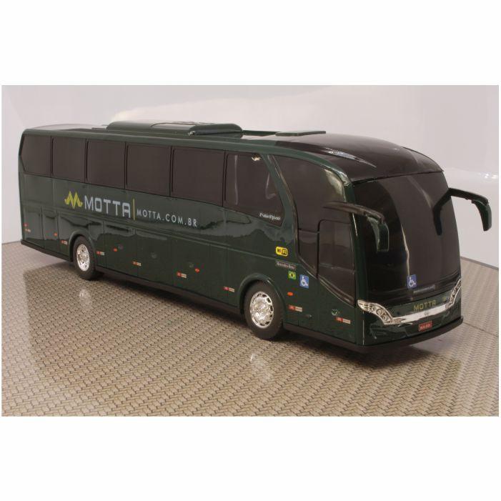 Ônibus Em Miniatura De Brinquedo Viação Motta
