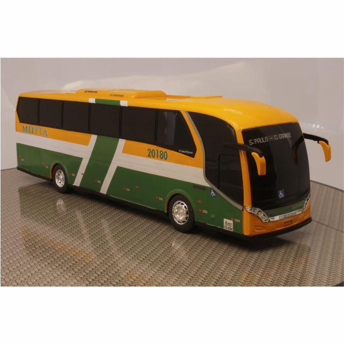 Ônibus Miniatura Viação Motta Antigo