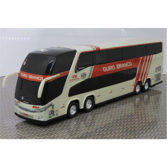 Ônibus Miniatura Viação Ouro Branco DD