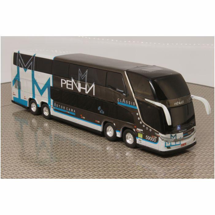 Ônibus Miniatura Viação Penha DD
