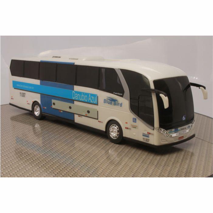 Ônibus Miniatura Viação Danubio Azul