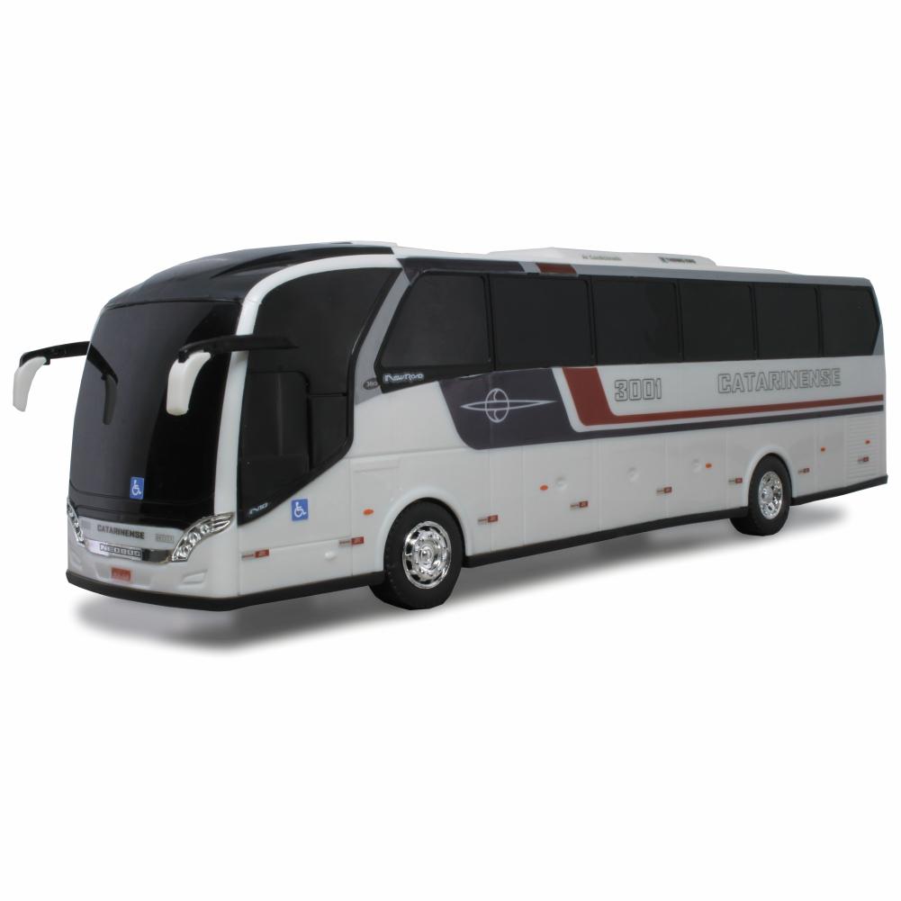 Ônibus Miniatura Auto Viação Catarinense Antigo