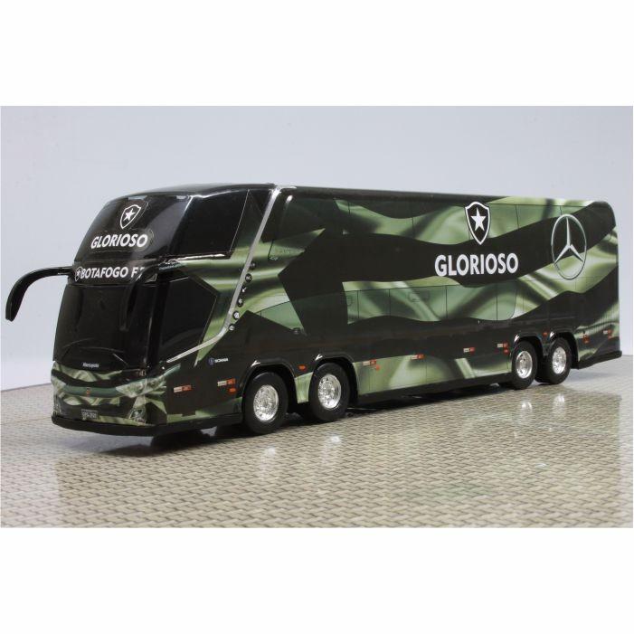 Ônibus Miniatura Botafogo De Futebol E Regatas