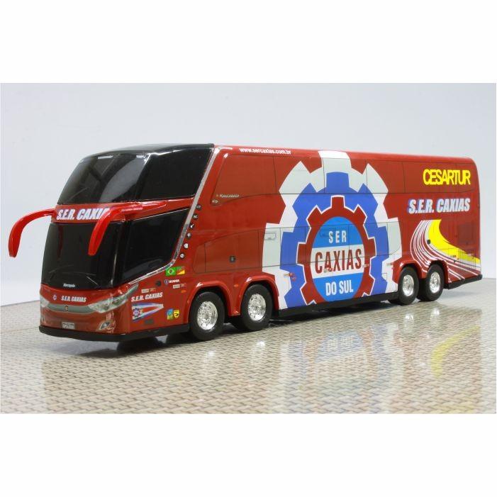 Ônibus Miniatura Caxias Do Sul