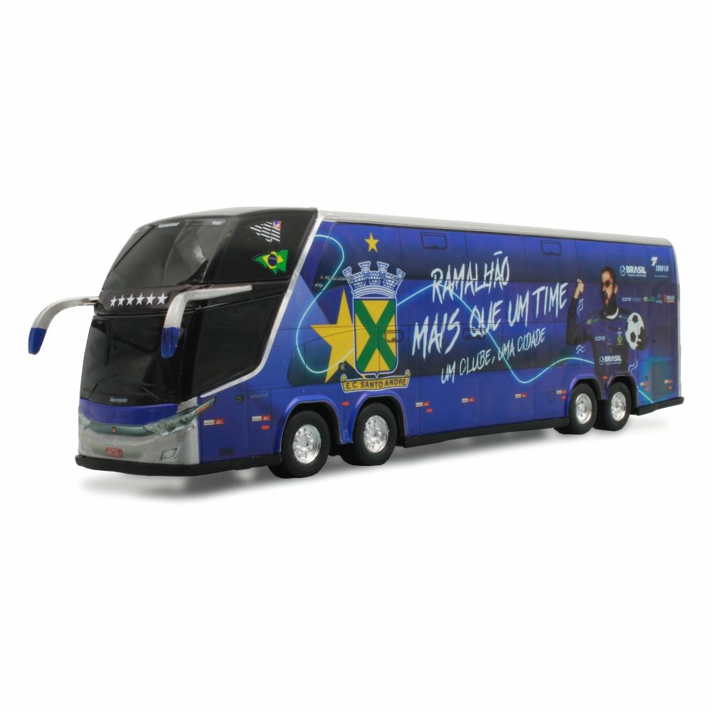 Ônibus Miniatura Esporte Clube Santo André DD