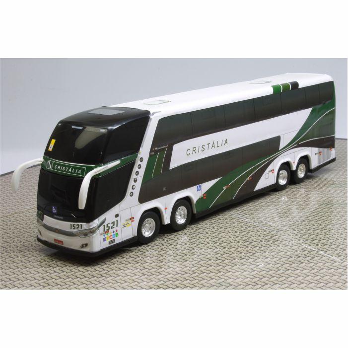 Ônibus Miniatura Expresso Cristália DD