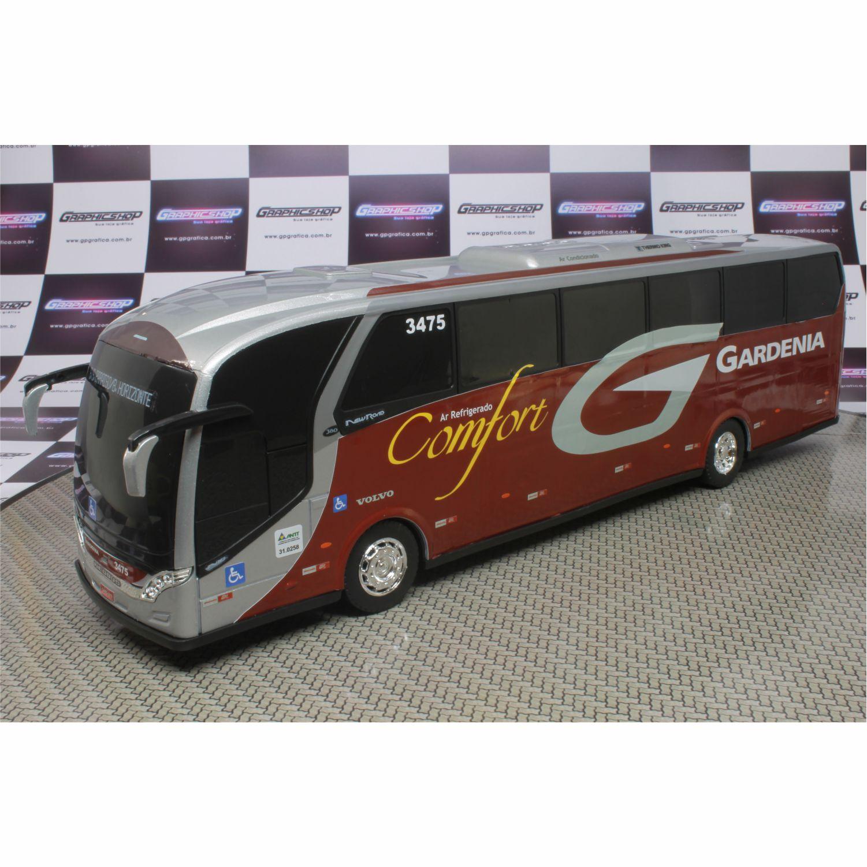 Ônibus Miniatura Expresso Gardenia Confort
