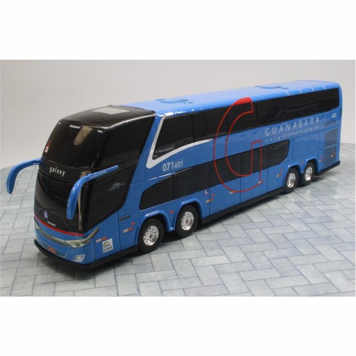 Ônibus Miniatura Expresso Guanabara New G7 DD