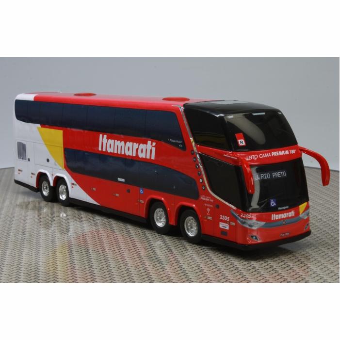 Ônibus Miniatura Expresso Itamarati DD