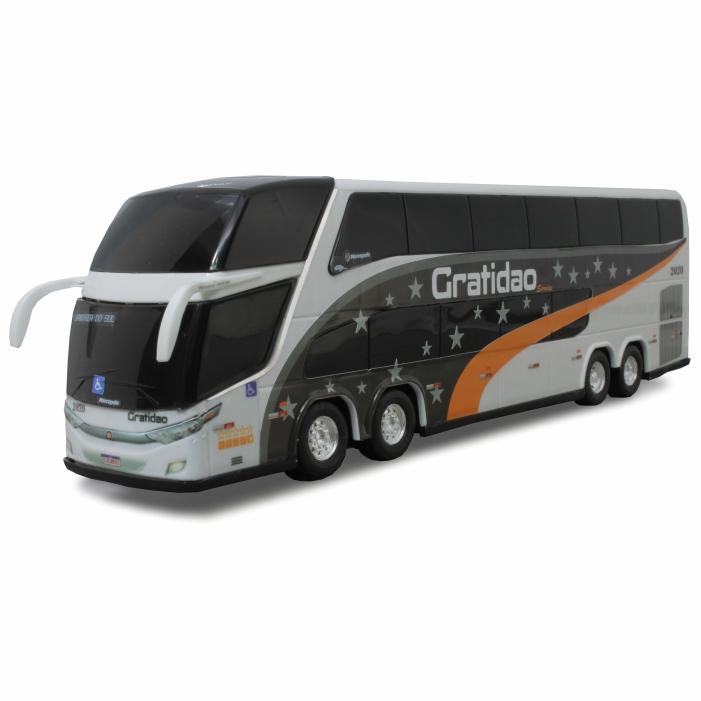 Ônibus Miniatura Gratidão Service DD
