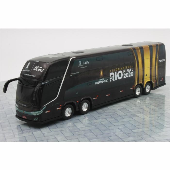 Ônibus Miniatura Libertadores Rio Final 2020 DD