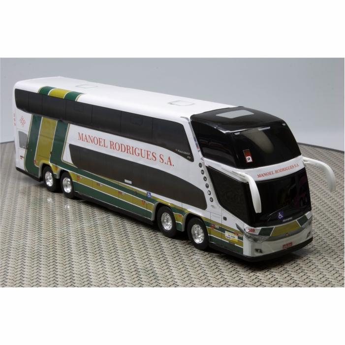 Ônibus Miniatura Manoel Rodrigues DD