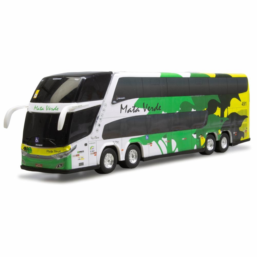 Ônibus Miniatura Mata Verde Viagens E Turismo DD