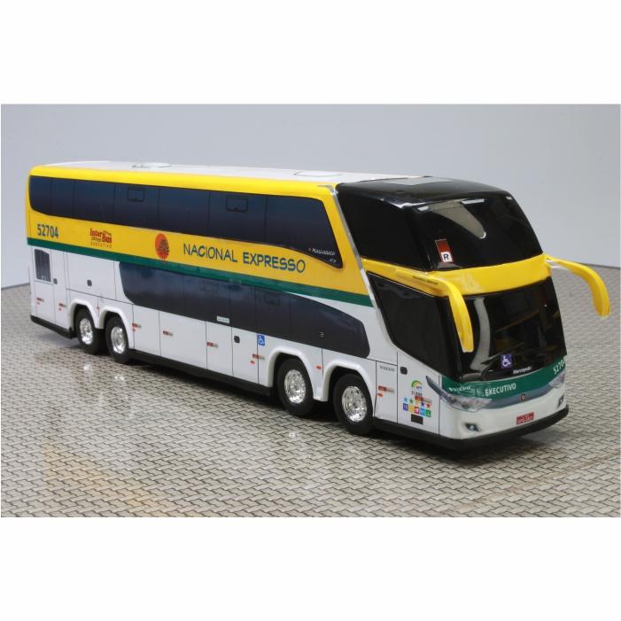 Ônibus Miniatura Nacional Expresso DD