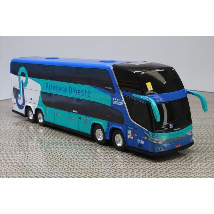Ônibus Miniatura Princesa D' Oeste DD