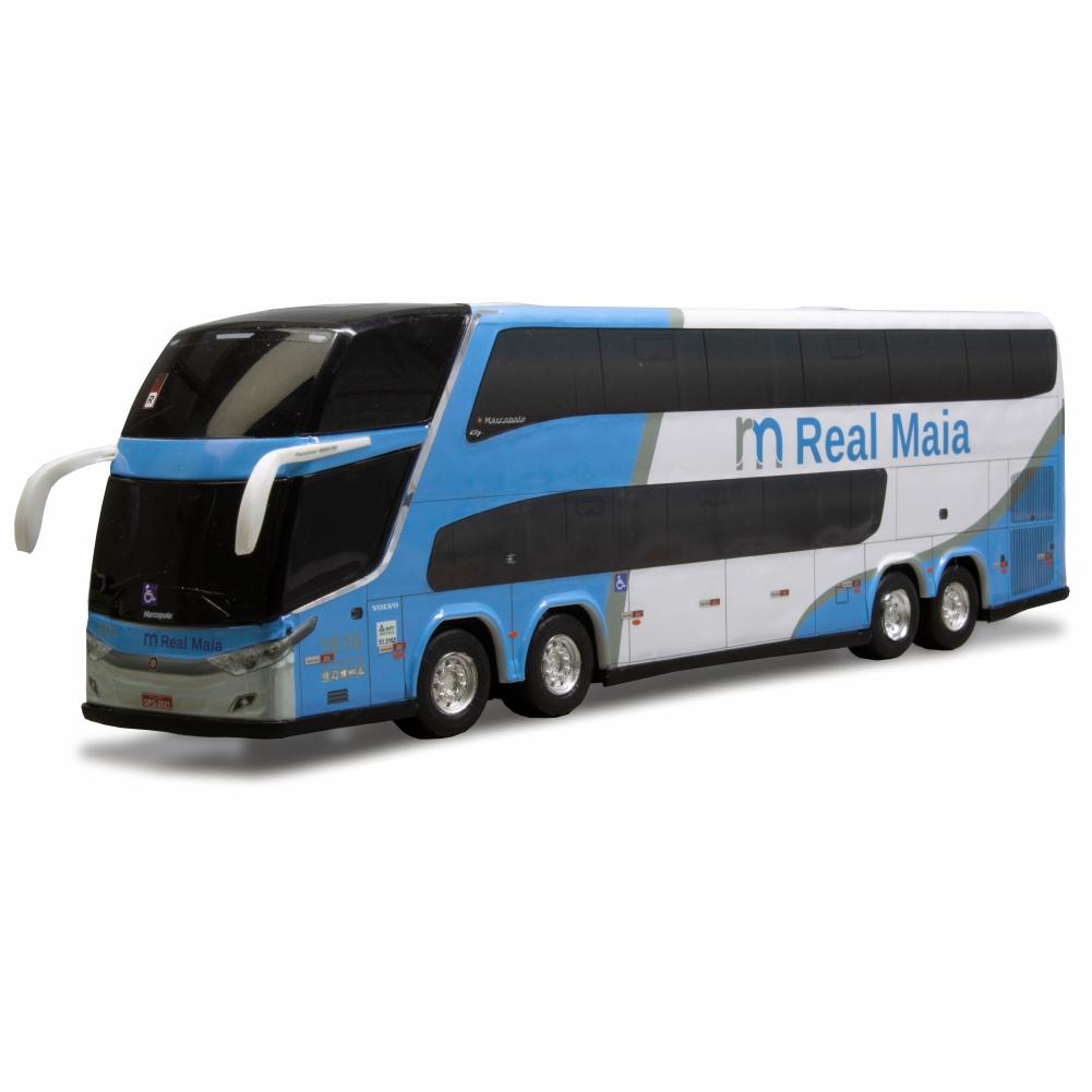 Ônibus Miniatura Real Maia DD