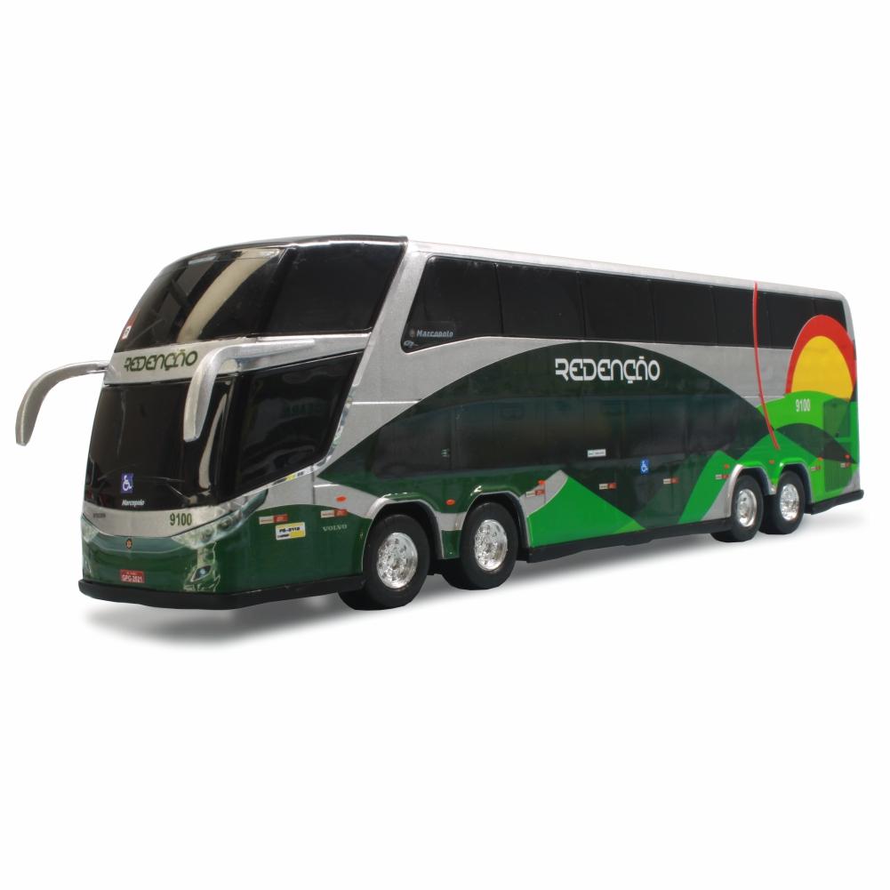 Ônibus Miniatura Redenção Turismo DD