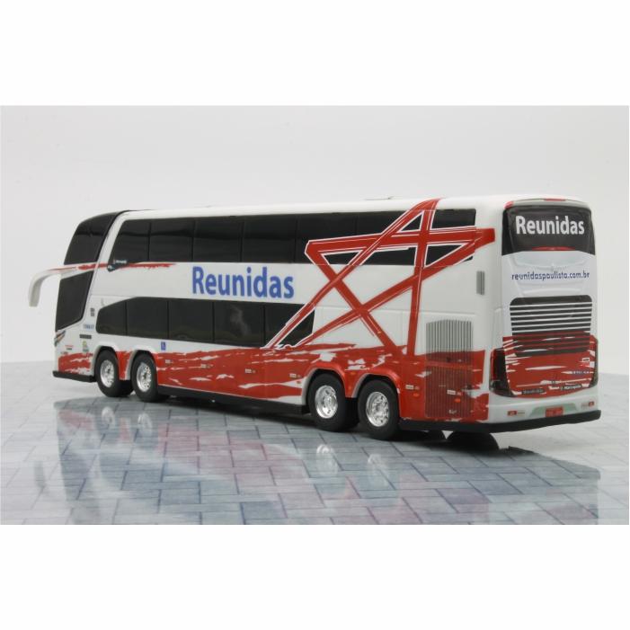Ônibus Miniatura Reunidas Paulista DD