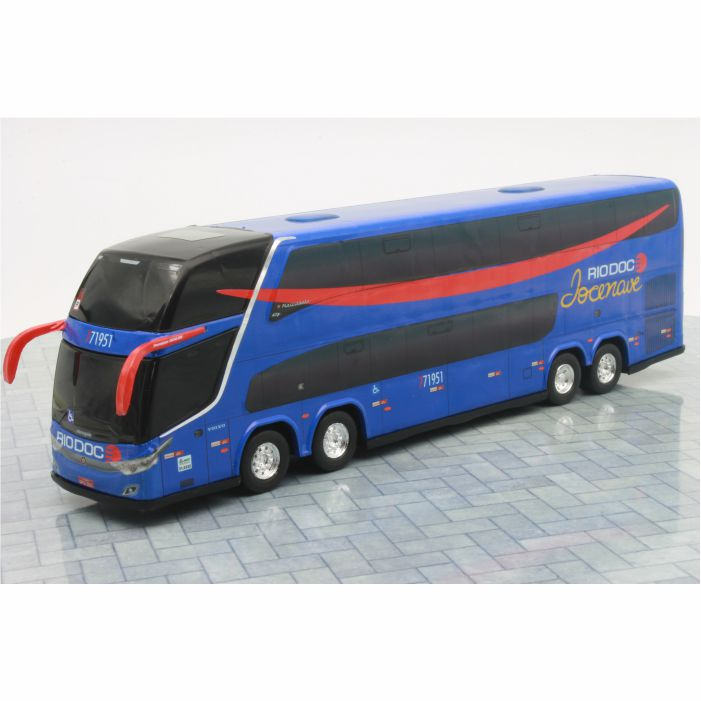 Ônibus Miniatura Riodoce DD