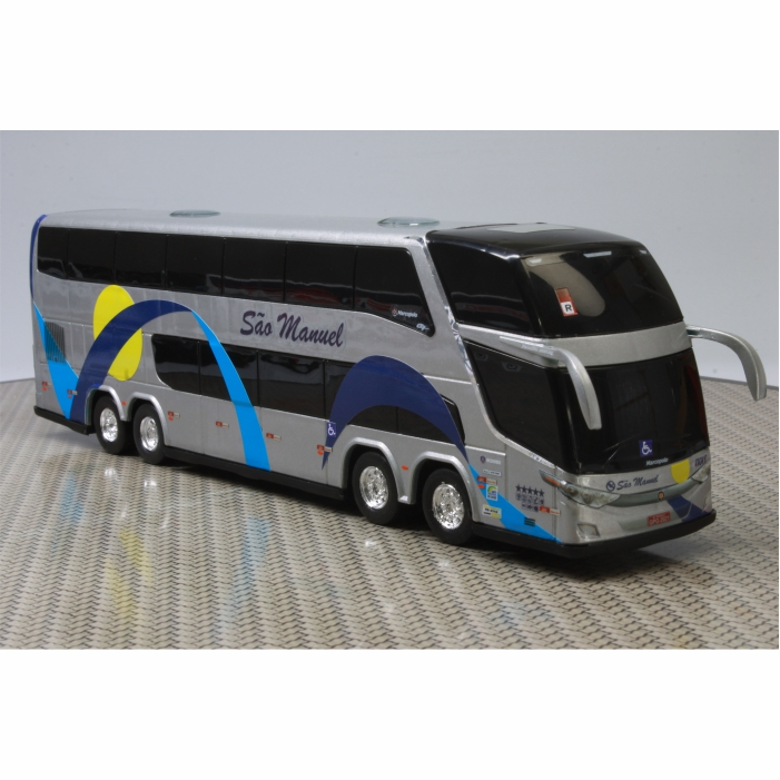 Ônibus Miniatura São Manuel DD