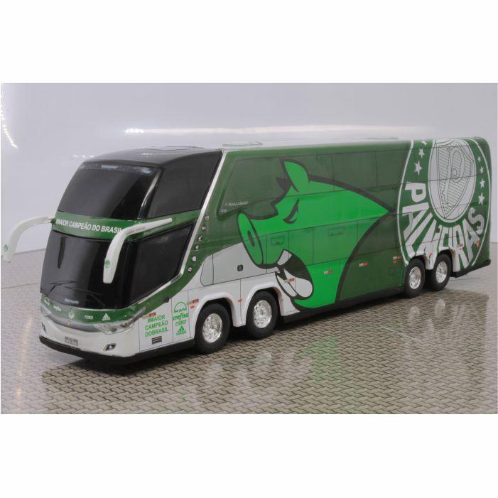 Ônibus Miniatura Sociedade Esportiva Palmeiras