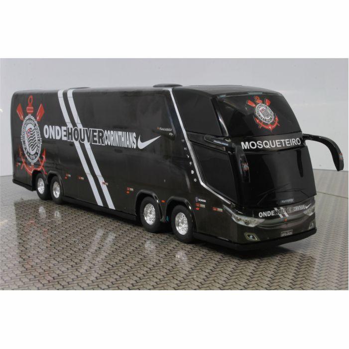 Ônibus Miniatura Sport Club Corinthians Paulista