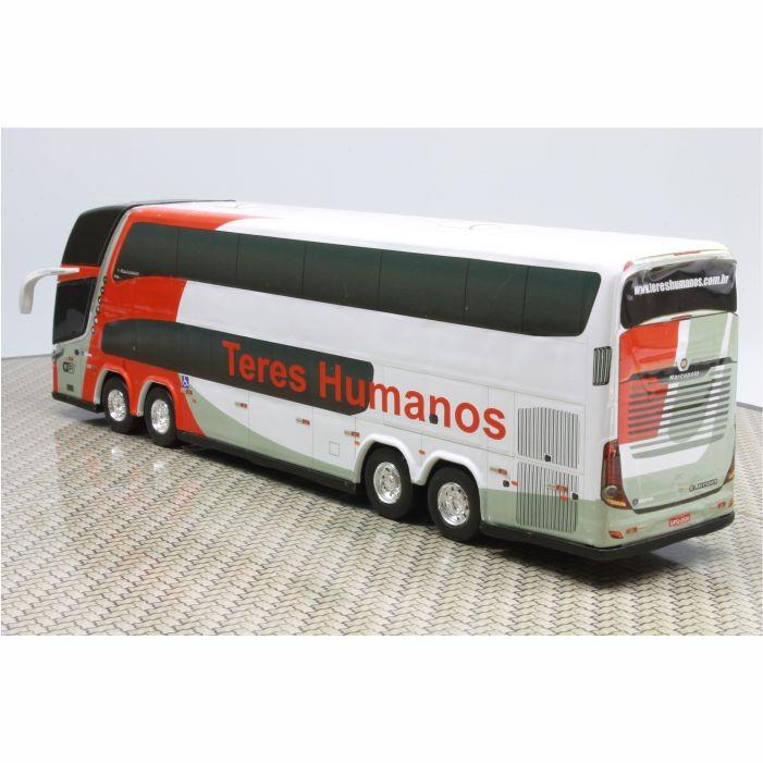 Ônibus Miniatura Teres Humanos Dd
