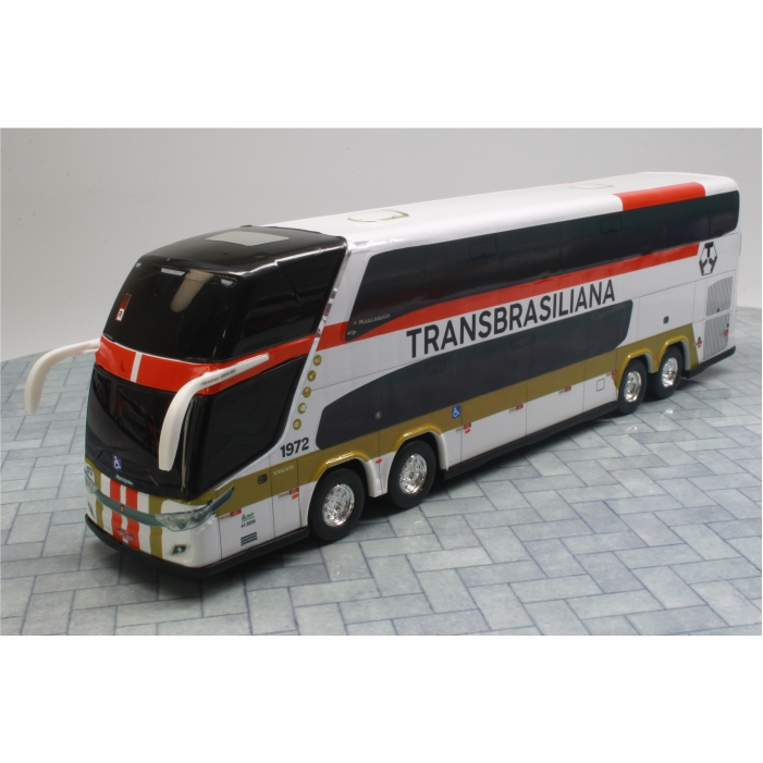 Ônibus Miniatura Transbrasiliana DD
