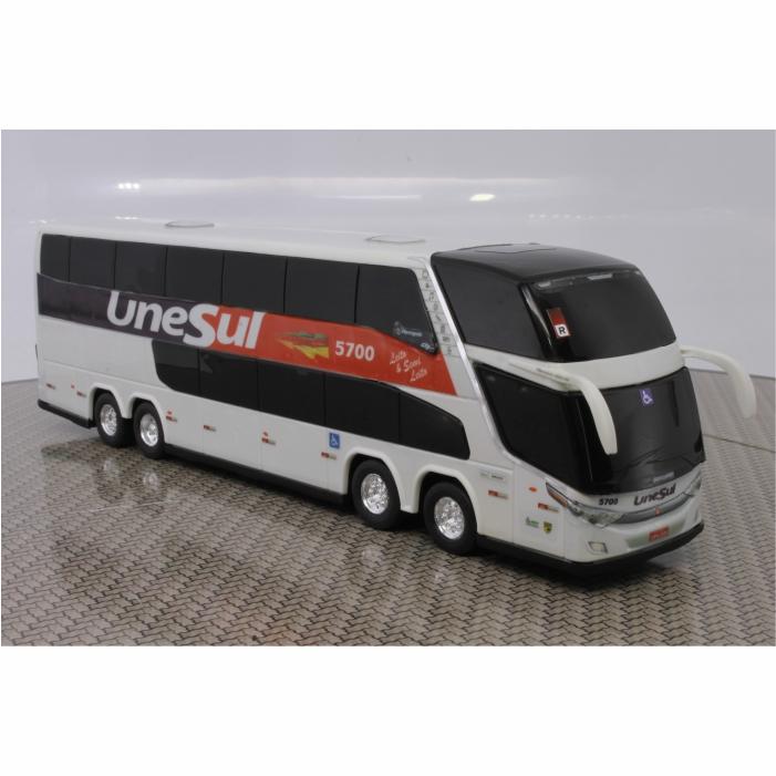 Ônibus Miniatura Unesul DD