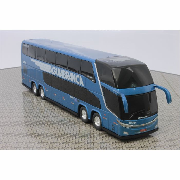 Ônibus Miniatura Viação Águia Branca DD