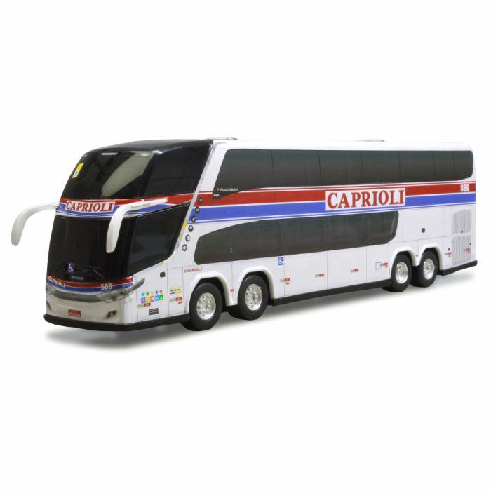 Ônibus Miniatura Viação Caprioli DD
