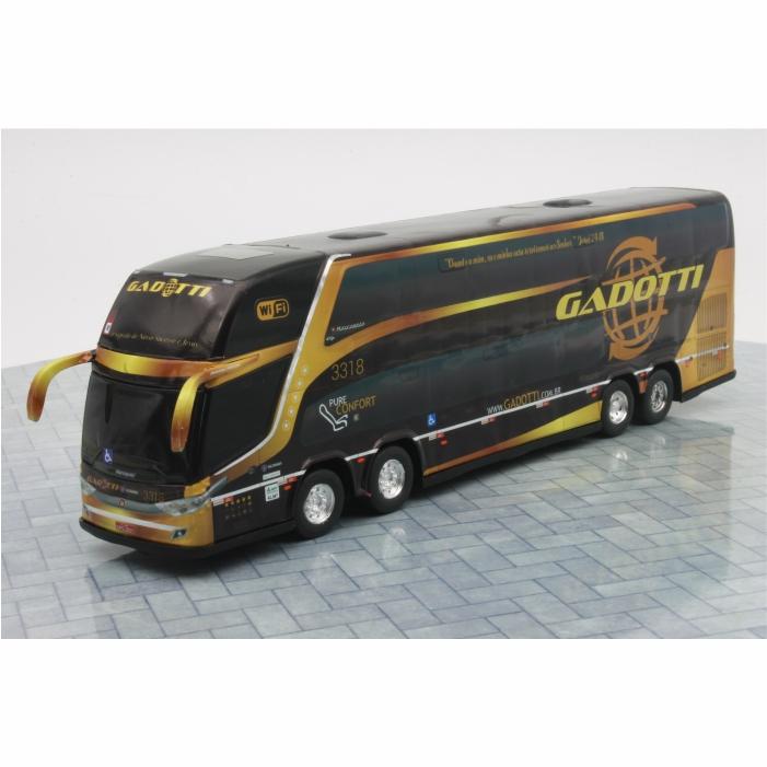 Ônibus Miniatura Viação Gadotti DD