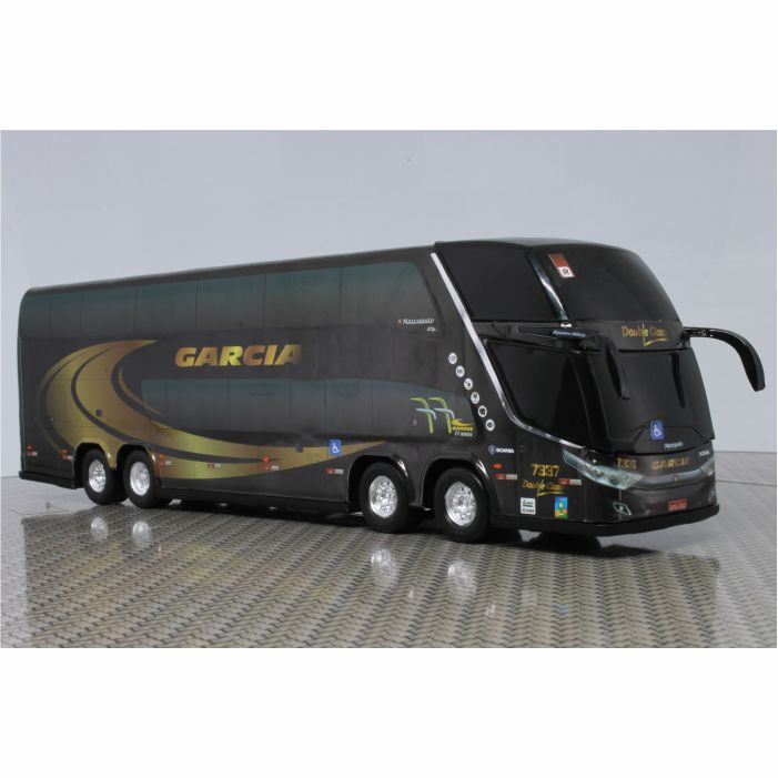 Ônibus Miniatura Viação Garcia DD