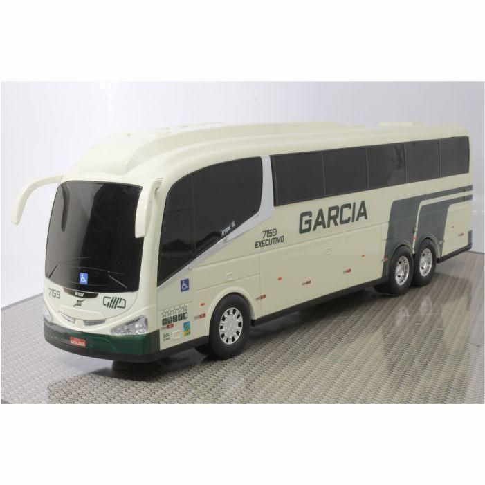 Ônibus Miniatura Viação Garcia Irizar
