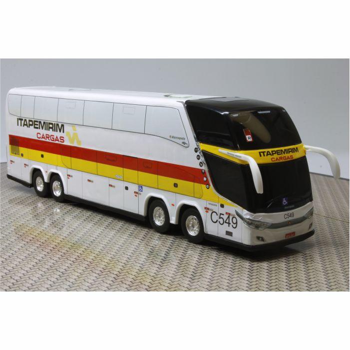 Ônibus Miniatura Viação Itapemirim Cargas DD