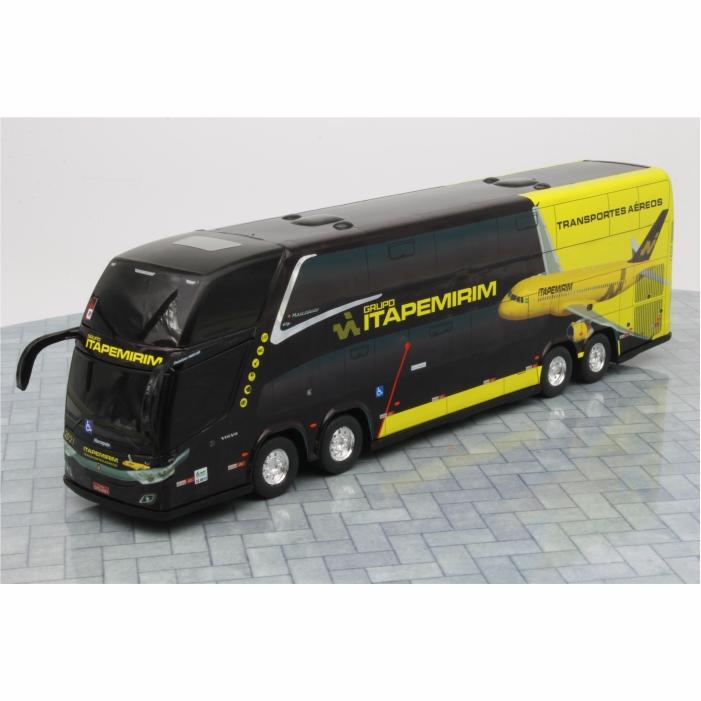 Ônibus Miniatura Viação Itapemirim Transporte De Cargas Linhas Aéreas