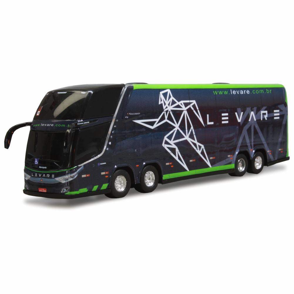 Ônibus Miniatura Viação Levare DD