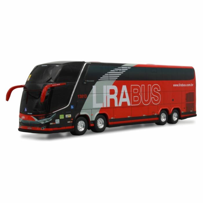 Ônibus Miniatura Viação Lirabus DD