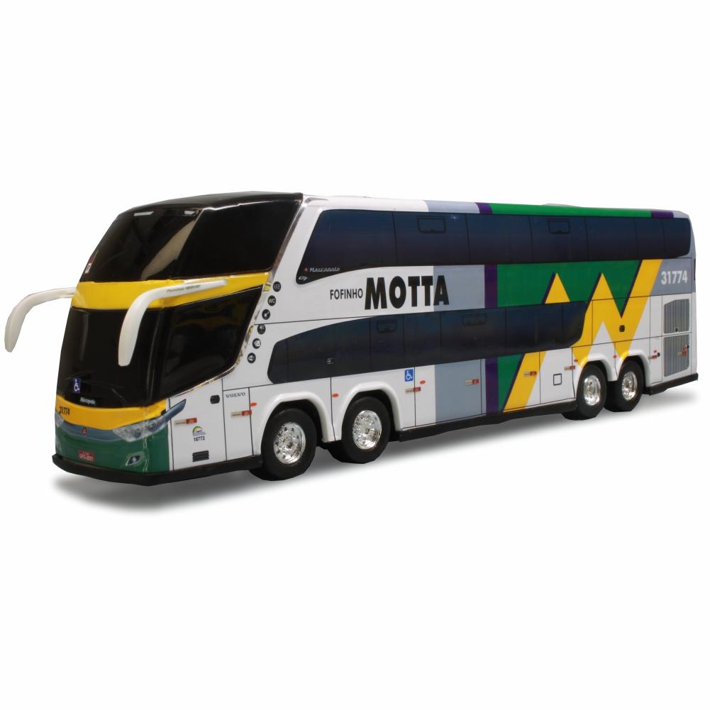 Ônibus Miniatura Viação Motta DD