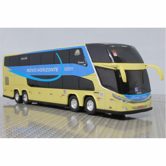 Ônibus Miniatura Viação Novo Horizonte DD