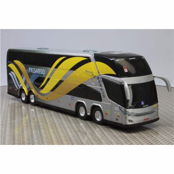 Ônibus Miniatura Viação Passaredo DD