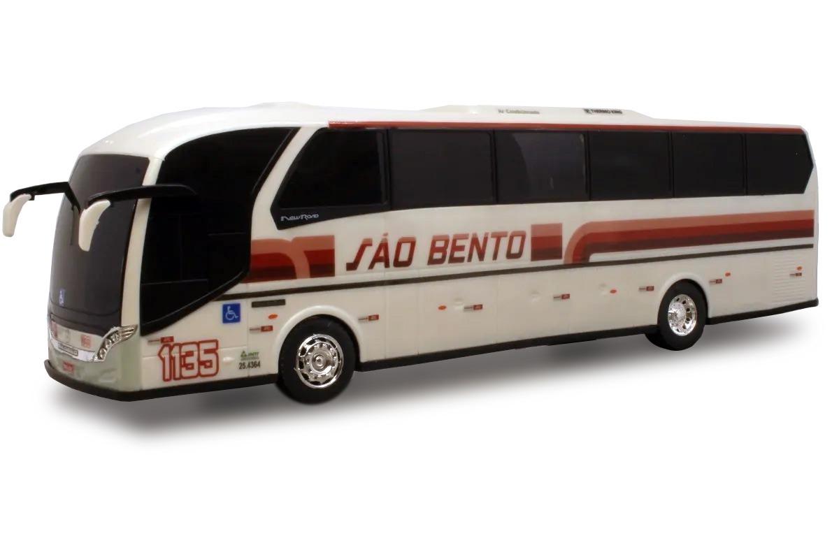 Ônibus Miniatura Viação São Bento Antigo