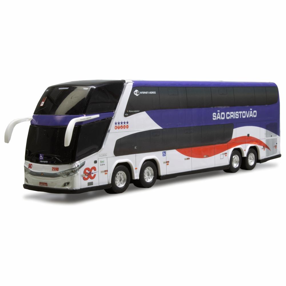 Ônibus Miniatura Viação São Cristóvão DD