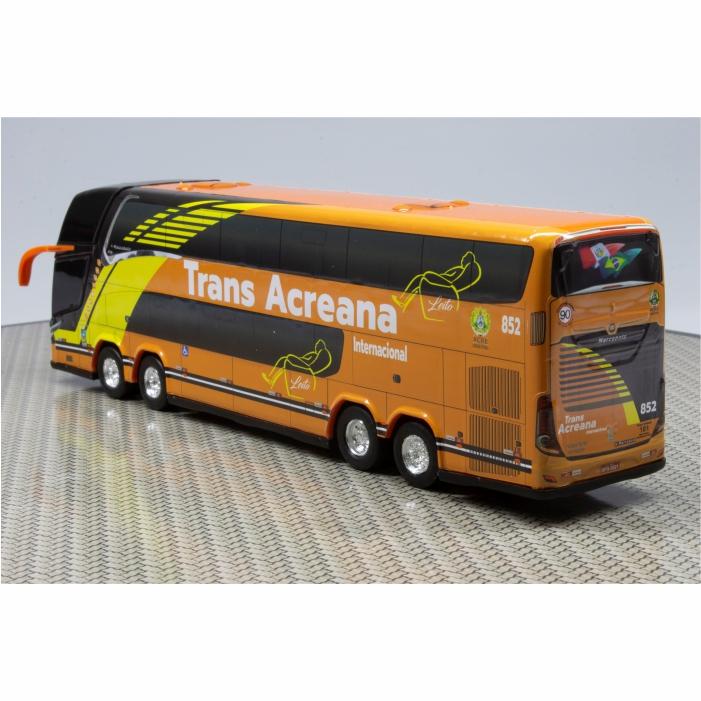 Ônibus Miniatura Viação Trans Acreana DD