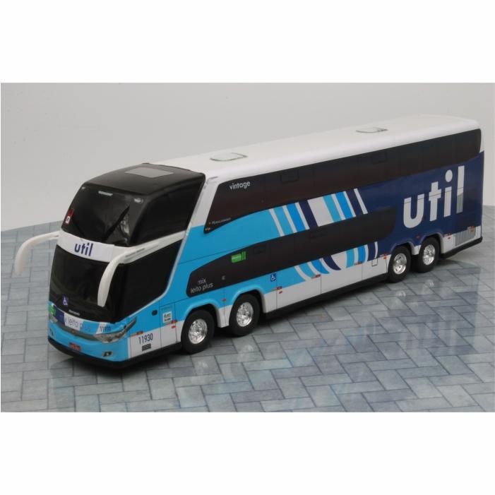 Ônibus Miniatura Viação Util DD
