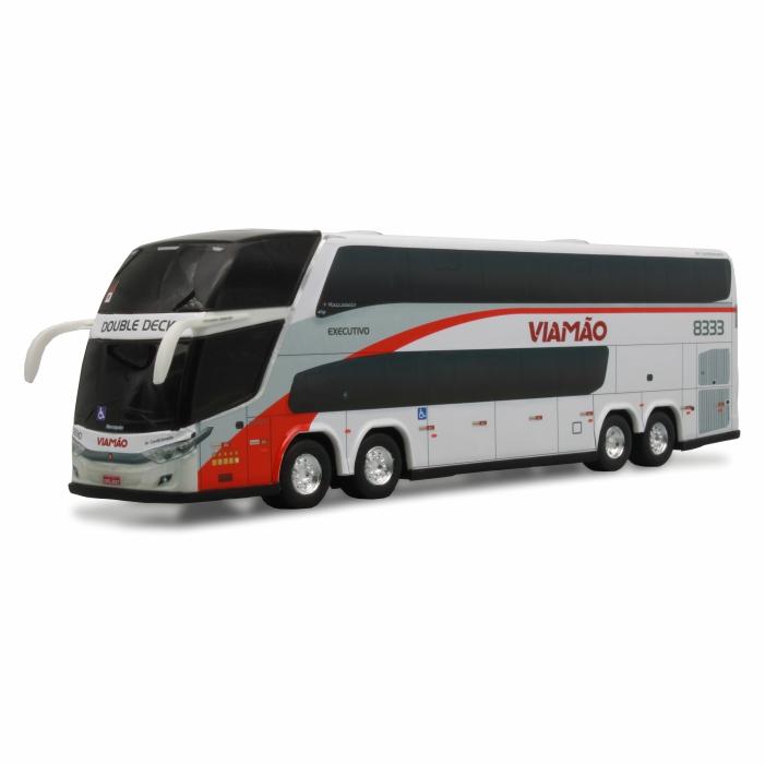 Ônibus Miniatura Viamão DD