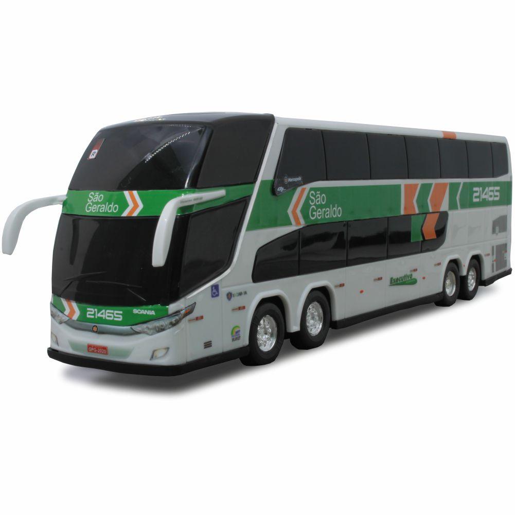 Ônibus São Geraldo, Gontijo, policia militar e Princesa dos campos