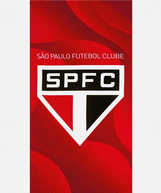 TOALHA PRAIA VELOUR 70CM X 1,40M SÃO PAULO 07