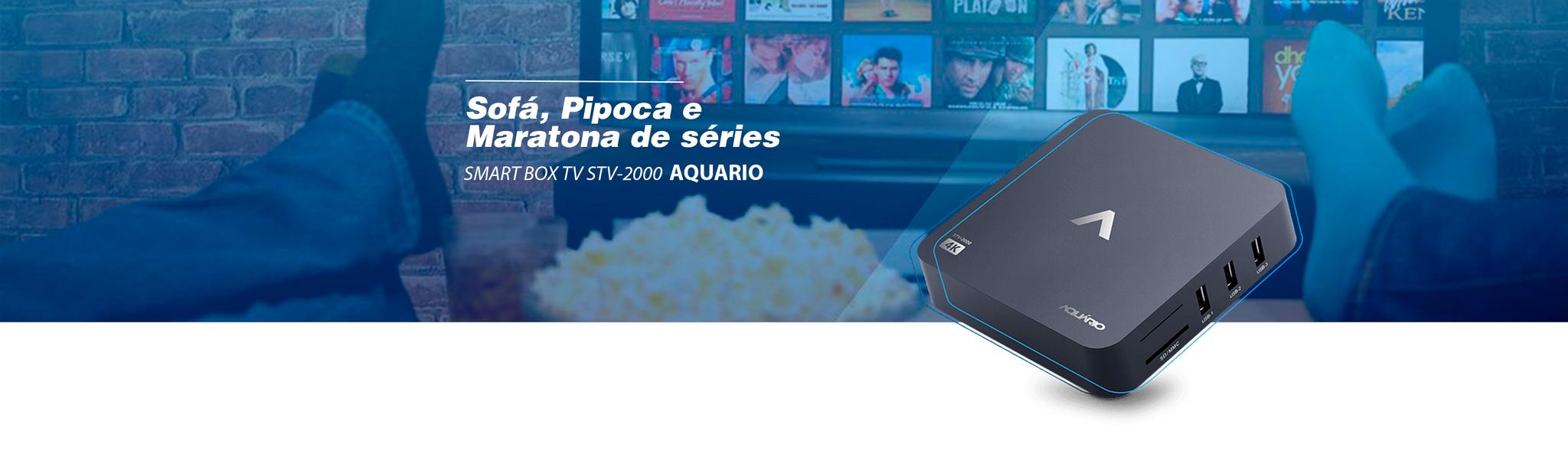 Smart TV BOX - STV2000